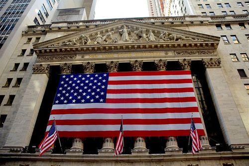 美股紐約證券交易所