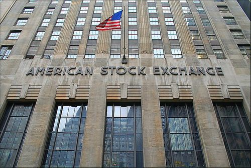 美股 美國證券交易所