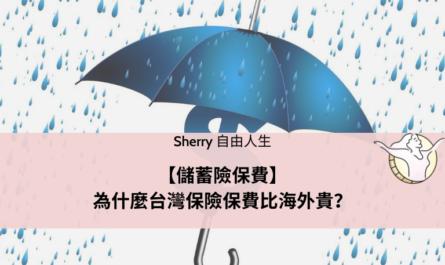 台灣儲蓄險保費